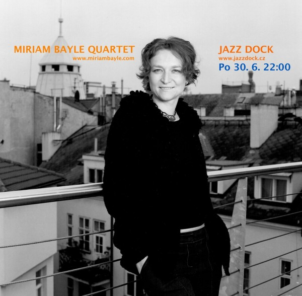 Miriam Bayle - Jazz Dock