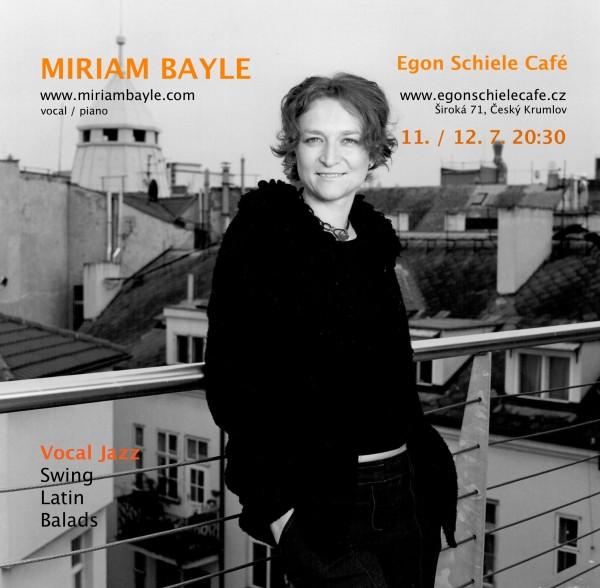 Miriam Bayle - Krumlov Barva